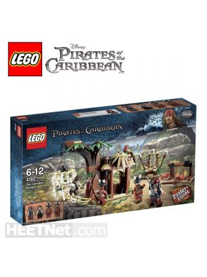 LEGO Pirates of the Caribbean 4182: The Cannibal Escape