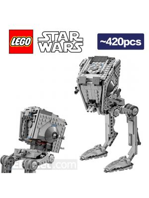 LEGO 散裝淨機 Star Wars : AT-ST Walker