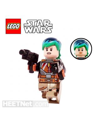 LEGO Loose Minifigure Star Wars: Sabine Wren