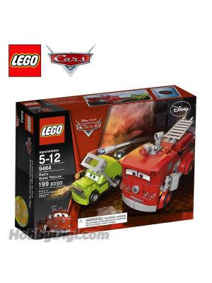 LEGO Disney Planes & Cars 9484: Reds Water Rescue