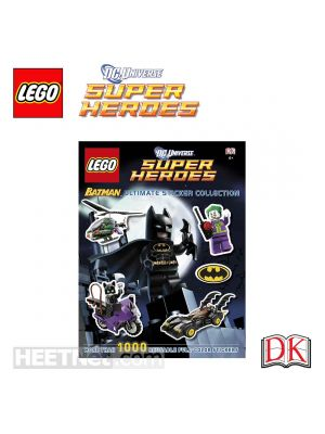LEGO Ultimate Sticker Collection: LEGO DC Universe Super Heroes - Batman