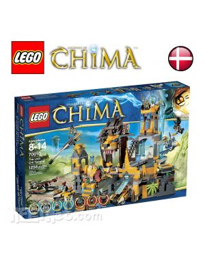 LEGO Legends of Chima 70010: The Lion CHI Temple