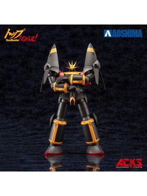 Aoshima ACKS Series 1/1000 Scale Plastic Model Kit - TN-01 Gunbuster