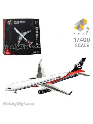 Tiny City 1:400 Airplane Model - Boeing 757-200 Airplanes SF Express