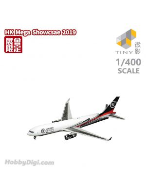 Tiny City 1:400 Airplane Model - Boeing 747-400 Airplanes SF Express