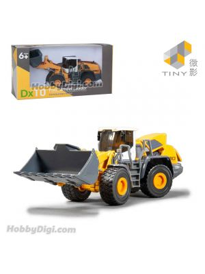 Tiny City Diecast Model Car - Dx10 Four Wheel Loader