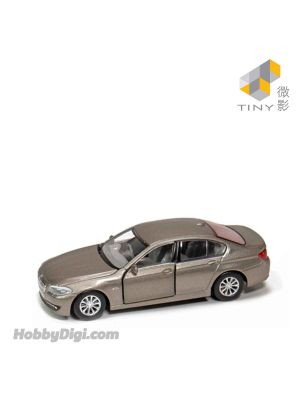 Tiny City 1:64 Diecast Model Car 115 - BMW 5 Series F10 Gold PS7880