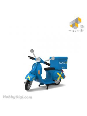 Tiny City 1:35 Diecast Model Car 58 - Scooter GOGOX