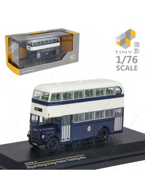 Tiny City 1:76 Diecast Model Car - Daimer A Police Training Bus