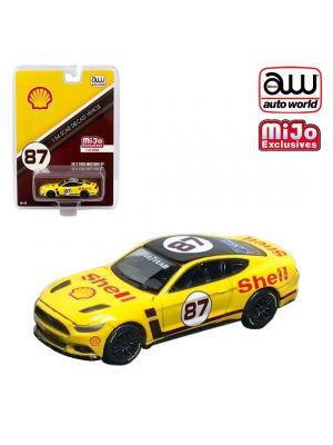Auto World 1:64 Mijo Exclusives 合金車 - 2017 Ford Mustang Shell