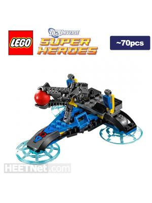 LEGO Loose Machine DC Comics: Hover Destroyer
