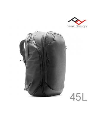 Peak Design Travel Backpack - 45L - Black