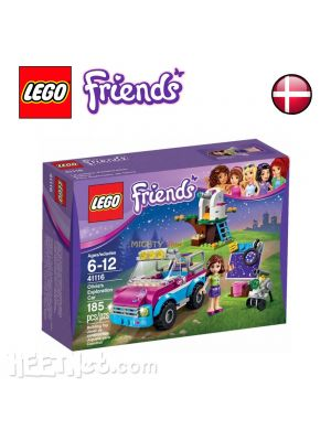 LEGO Friends 41116: Olivias Exploration Car