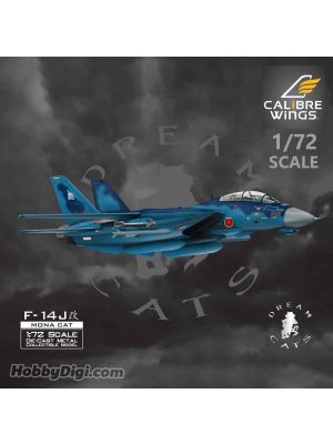 Calibre Wings 1:72 Diecast Model Aircraft - F-14J KAI Mona Cat