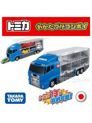 Tomica World - Tomica Lock Up Convoy
