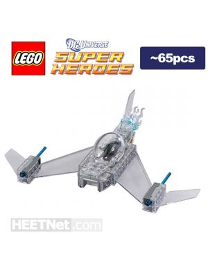 LEGO 散裝淨機 DC Comics: Wonder Woman Invisible Jet