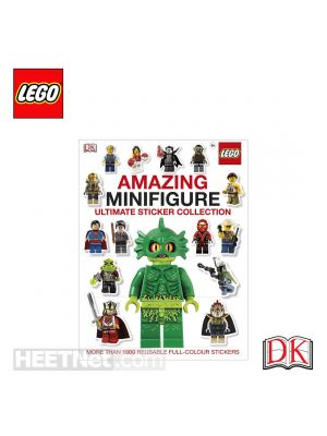 LEGO Ultimate Sticker Collection: Amazing Minifigure