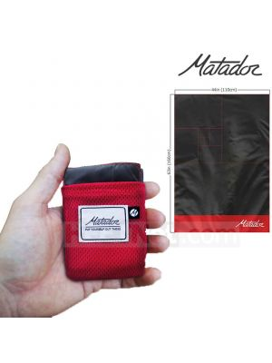 Matador Pocket Blanket 口袋毯 2 - Red