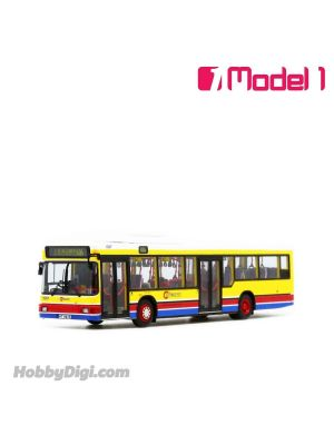 Model 1 1:76 Diecast Model Car- Citybus MAN NL262 11.7m - 1507 rt. 606 Siu Sai Wan Via Yiu Tung