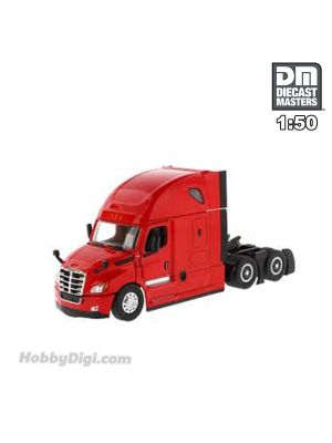 Diecast Masters 1:50 合金車 - Freightliner New Cascadia, Red
