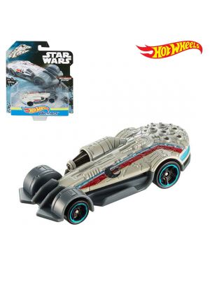 Hot Wheels Star Wars Carships Collection 合金車 - Millennium Falcon