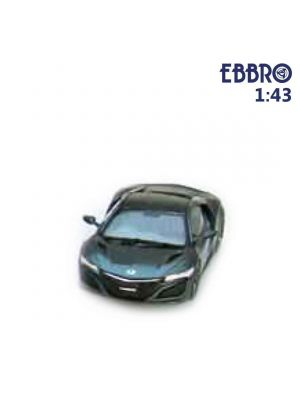 EBBRO 1:43 Diecast Model Car - Honda NSX 2016 Nord Gray Metallic