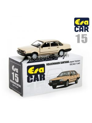 Era Car 1:64 Diecast Model Car 15 - Volkswagen Santana - Japan Version