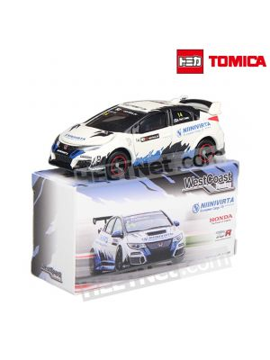 Tomica 二次創作合金車 - Honda Civic Type R FK2 WestCoast