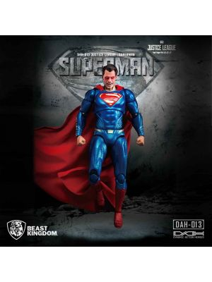 Beast Kingdom DC Dynamic 8ction Heroes DAH-013 1/9 可動模型 - 正義聯盟 超人 Justice League Superman