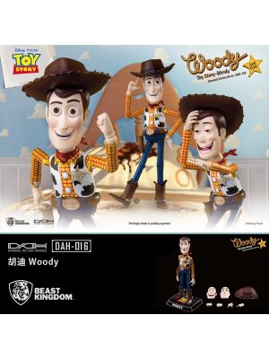 Beast Kingdom Toy Story Dynamic 8ction Heroes DAH-016 - 胡迪 Woody
