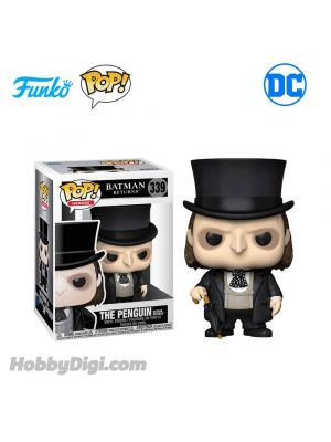 Funko Pop! Heroes 系列 339 : 企鵝人 Penguin Batman Returns《DC Comics》