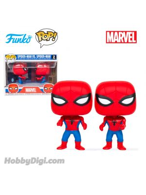 Funko Pop! Heroes : Spider-Man Vs. Spider-Man