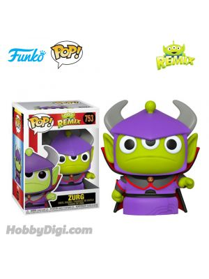 Funko Pop! Disney 753 : Pixar Alien as Zurg