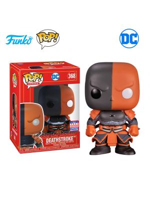 Funko Pop! Heroes 368: Deathstroke (Funko 2021 Summer Convention Limited Edition) 《DC》