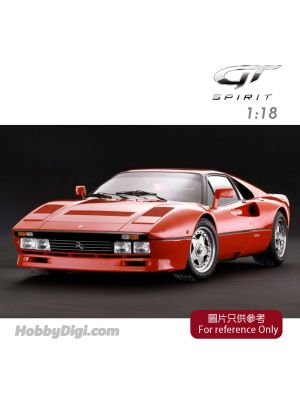 GT SPIRIT 1:18 Resin Model Car - FERRARI 288 GTO Rosso Corsa