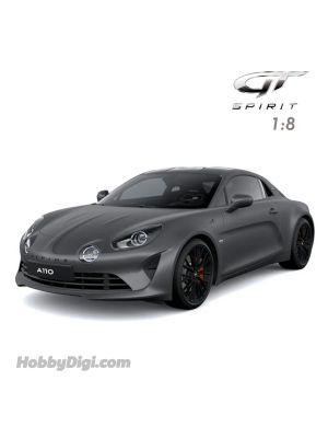 GT SPIRIT 1:8 Resin Model Car - ALPINE A110 S Gris tonnerre Mat