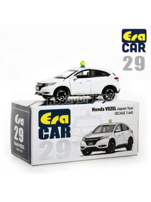 Era Car 1:64 Diecast Model Car 29 - Honda Vezel Japan Taxi