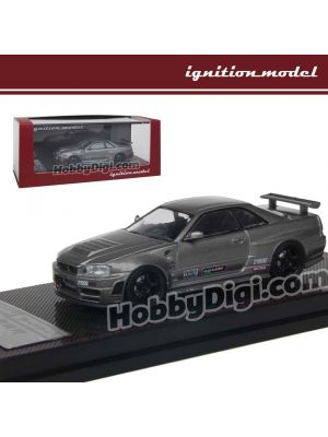 Ignition Model 1:64 Diecast Model Car - Nismo Omori Factory CRS