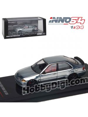 INNO64 1:64 合金模型車 - Honda Civic Ferio EG9 Raw Edition