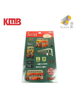 Tiny Sticker - KMB Bus Decorative Sticker Daimler A OCO