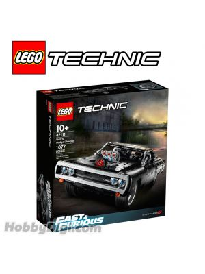 LEGO Technic 42111: Dom's Dodge Charger