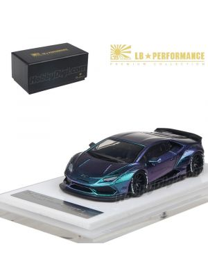 Premium Collection 1:64 樹脂模型車 Liberty Walk Lb Performance Huracan Lb 610 (Andromeda)