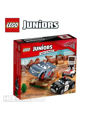 LEGO Juniors 10742: Willy s Butte Speed Training