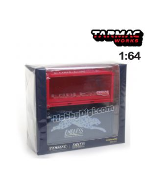 Tarmac Works PARTS64 1:64 合金模型車配件 - ENDLESS Containers  Set of 2