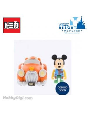 Tomica Tokyo Disney Resort Limited Diecast Model Car - Mickey