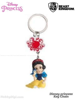 Beast Kingdom Disney Princess Egg Attack Key Chain - Snow White
