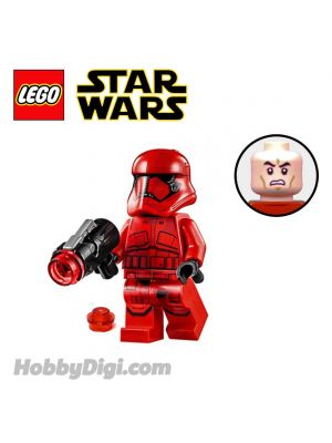 LEGO Loose Minifigure Star Wars : Red Sith Trooper