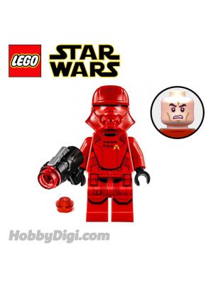 LEGO Loose Minifigure Star Wars : Red Sith Jet Trooper