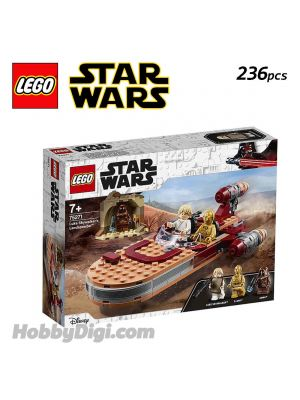 LEGO Star Wars 75271: Luke Skywalker's Landspeeder