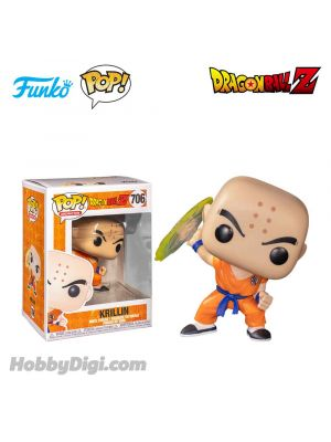 Funko Pop! Animation 系列 706 : Krllin with Destructo Disc 《 龍珠Z: 第7季》